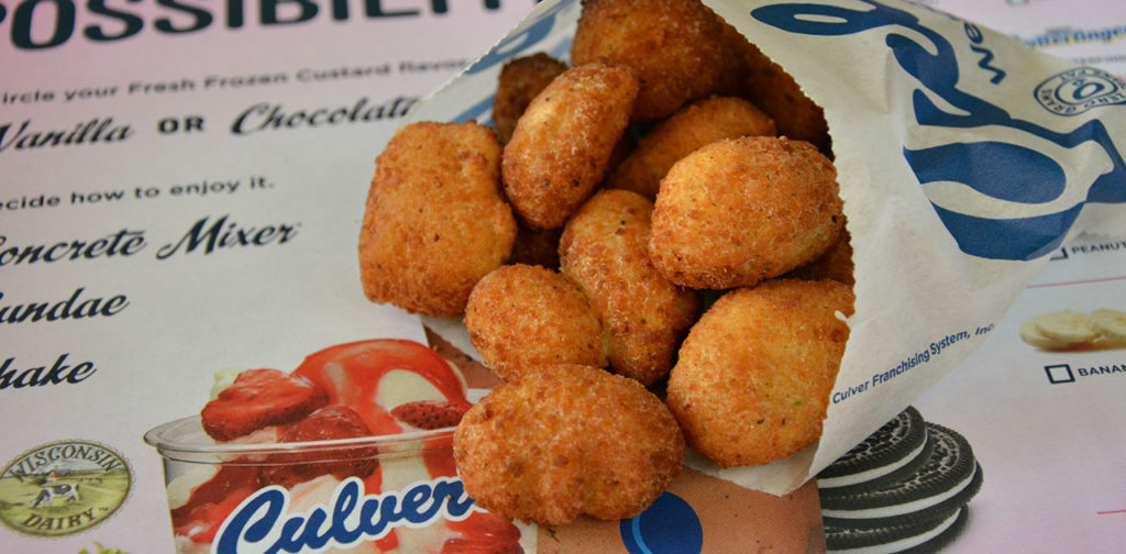 Getting cheesy on National Cheese Curd Day