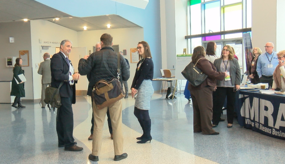 Eau Claire workforce summit discusses how to bring more workers to Wisconsin