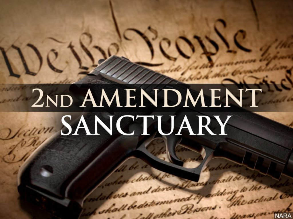 Wisconsin county declares itself Second Amendment sanctuary