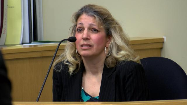 Victim's former girlfriend takes the stand in murder retrial against Patrick Pursley