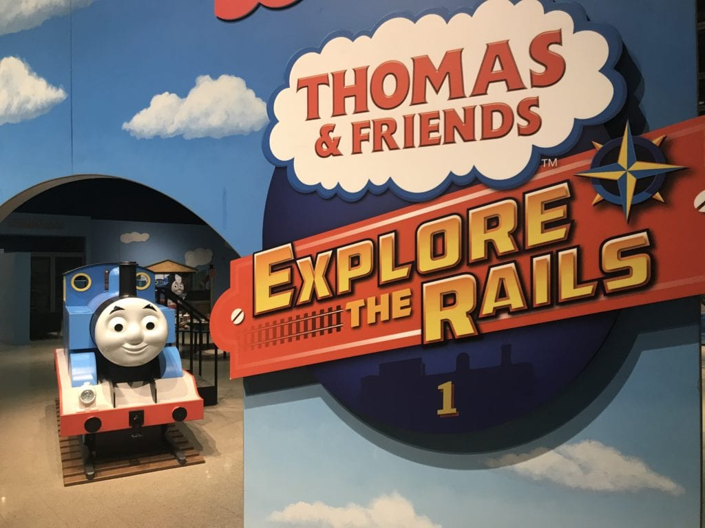 THOMAS-AND-FRIENDS-EXHIBIT