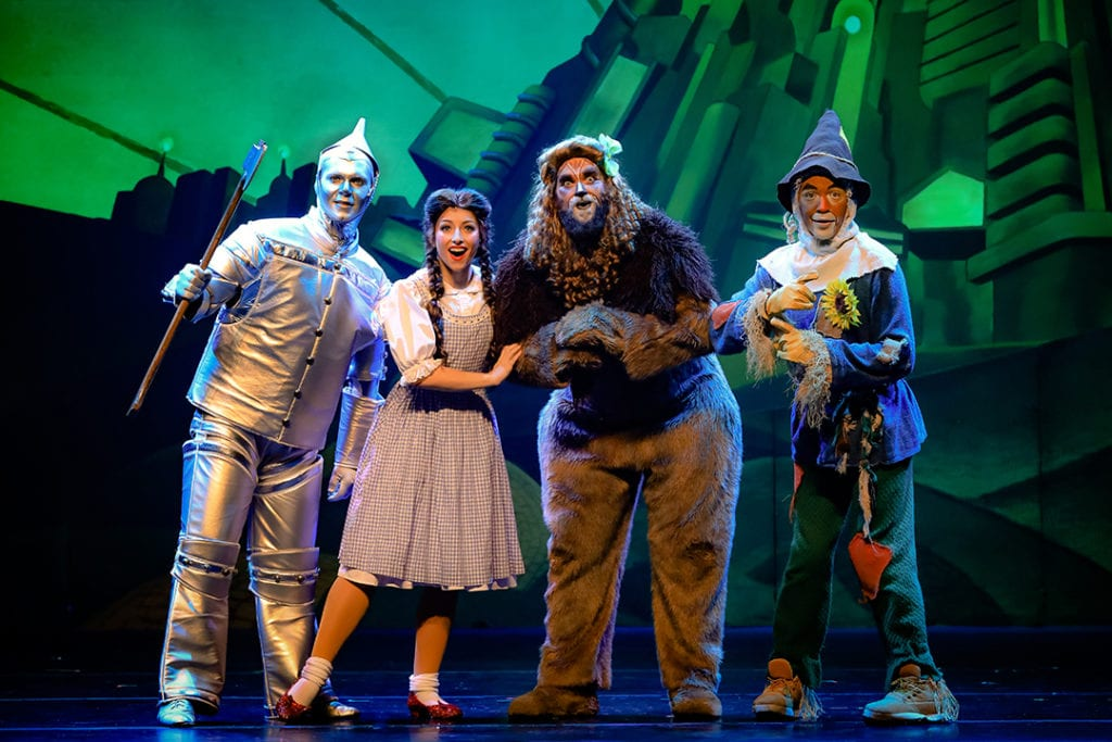 The Wizard Of Oz Musical Coming To Rockford In February Wrex