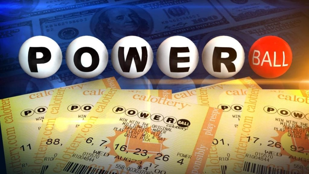 Powerball Reaches 4th Largest Jackpot In History Ahead Of Wednesday