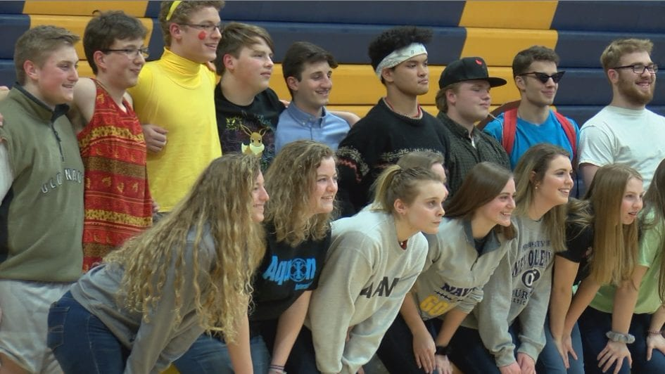 Aquin hosts annual 'Prom Draw' to match students