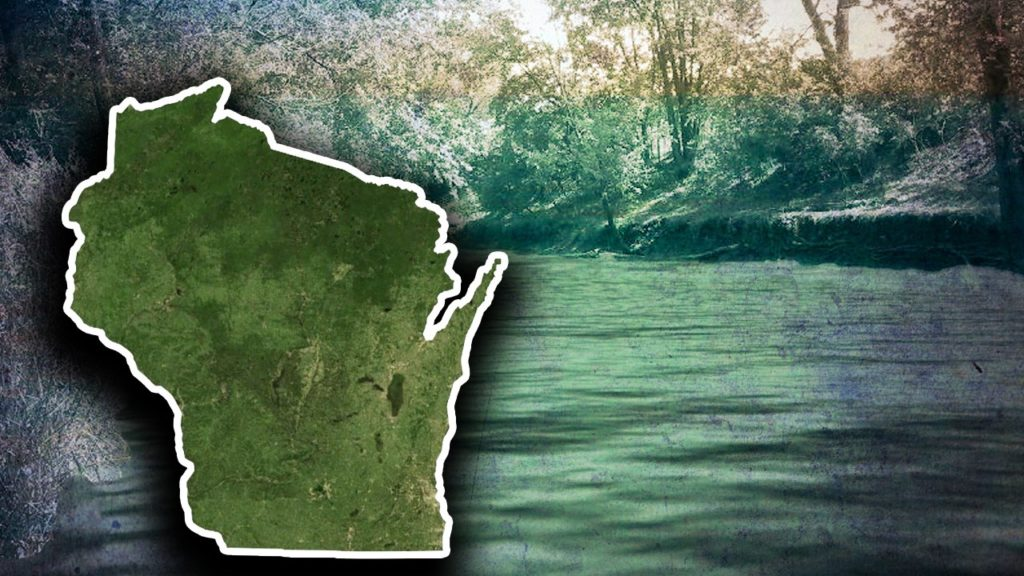 Officials searching Wisconsin River for child