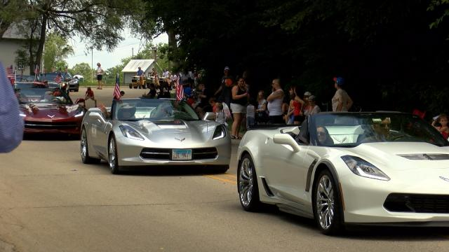 Cherry Valley celebrates July 4th with 'Anything With Wheels' parade
