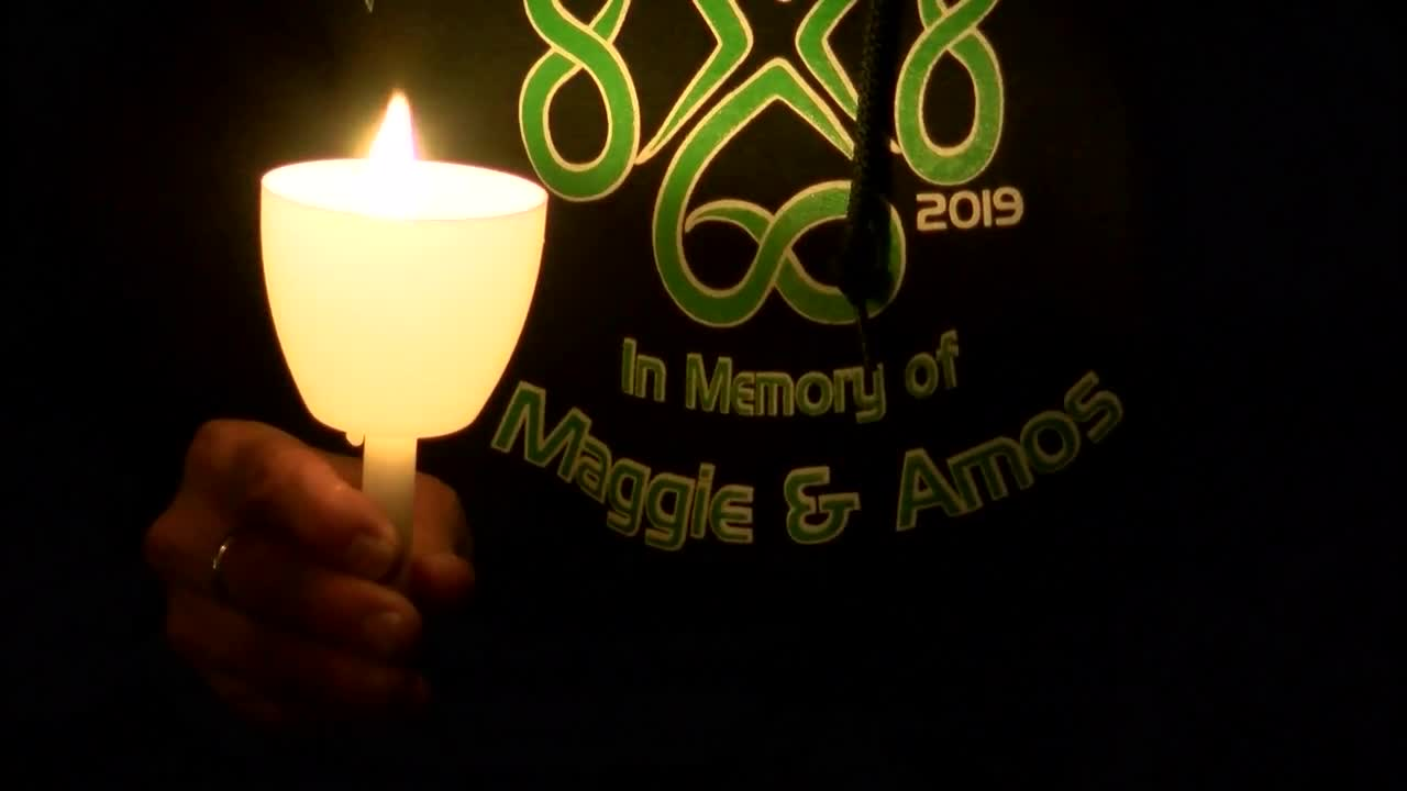 Keeping the memories of Maggie and Amos Rosko shining bright