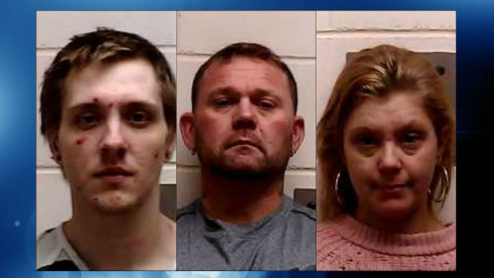 3 arrested in Pike Co. for meth