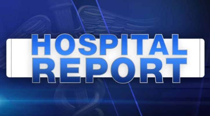 Hospital Report: August 23, 2019