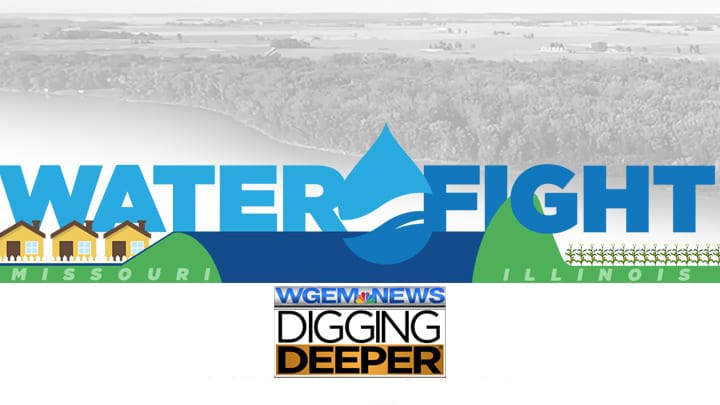 Digging Deeper: Water Fight