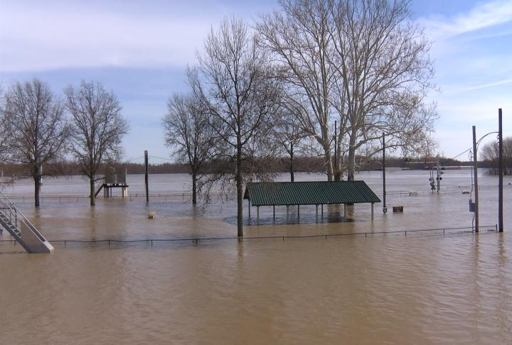 Hannibal under level two emergency for flood response - WGEM