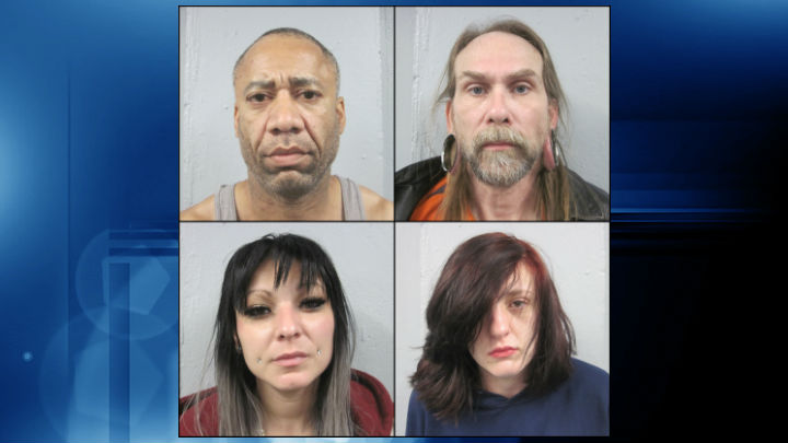 4 arrested in Hannibal on drug related charges - WGEM