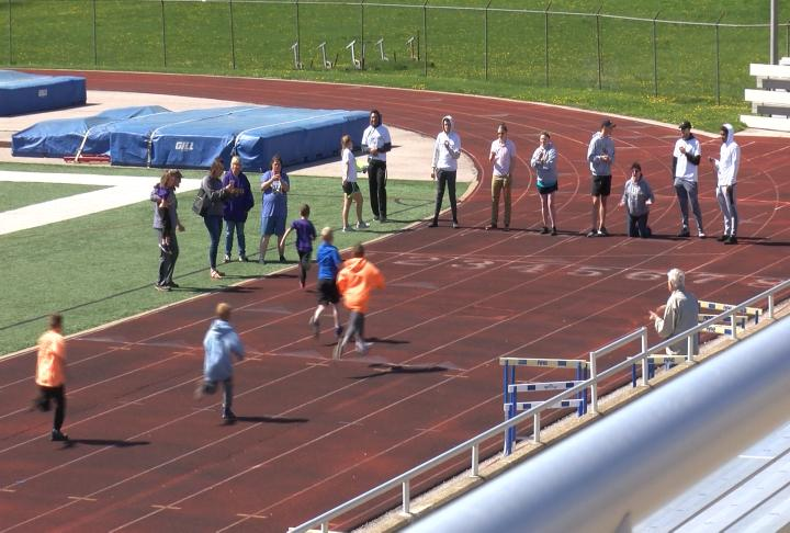 Special Olympic Athletes compete in Spring Games - WGEM
