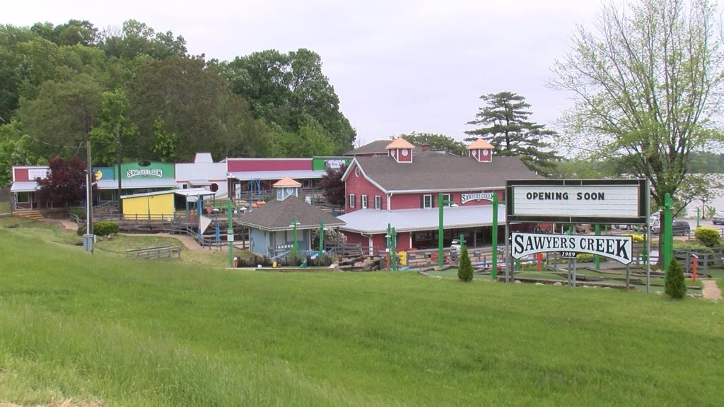 Sawyer's Creek set to open this weekend