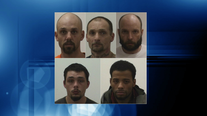 Five Adams County inmates allegedly conspire to escape jail