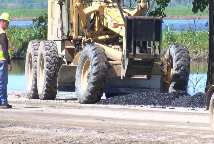 Highway 61 now open after MoDOT makes repairs - WGEM