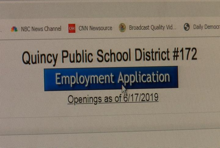 QPS filling open positions for next school year