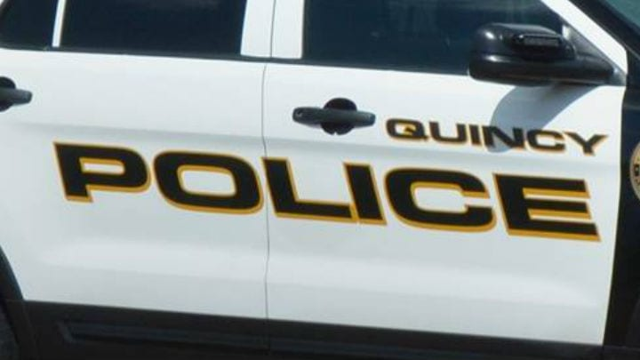 Quincy-Police-car-upclose-08212019
