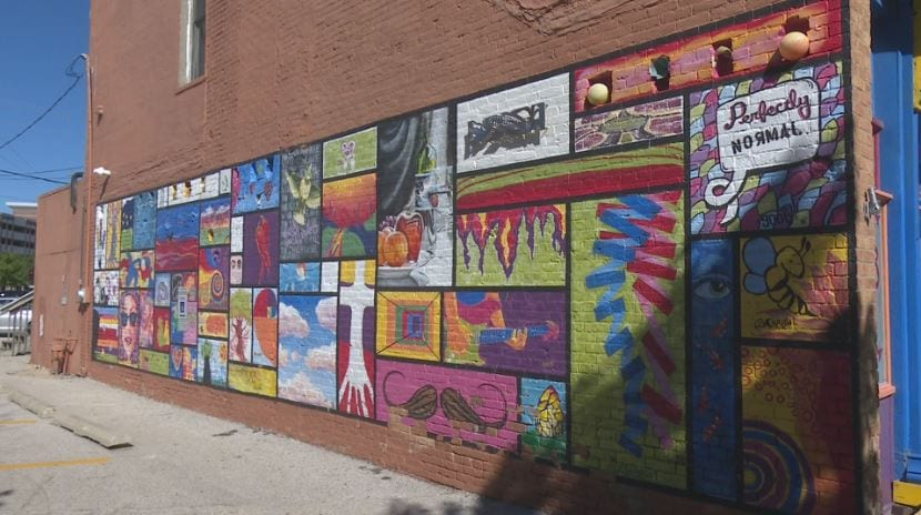 Mural, Uptown diner to be demolished for tax-generating office space