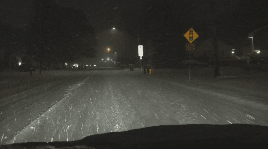Morning snow storm causes numerous accidents across Central Illinois