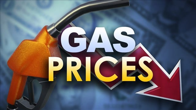 Gas prices slowly fall across Central Illinois