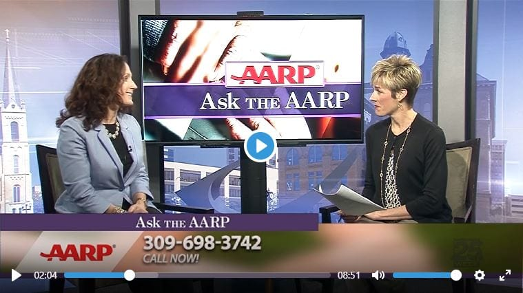 Ask the AARP