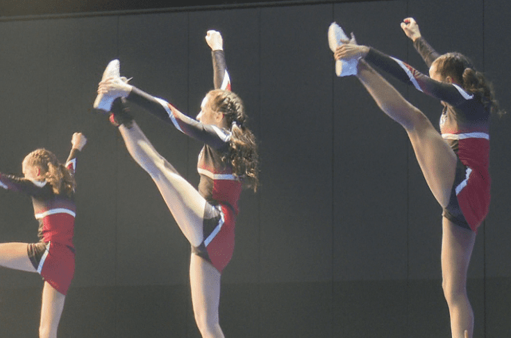 Thousands compete at IESA Cheerleading Championship