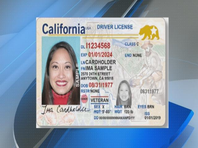 new resident drivers license california