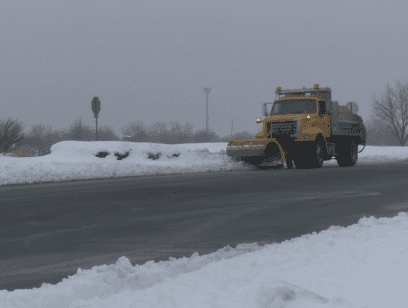 Peoria residents dissatisfied with street plowing