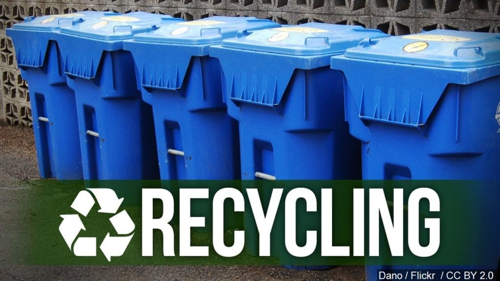 The glass must go: Recycling centers talk changes in acceptable items
