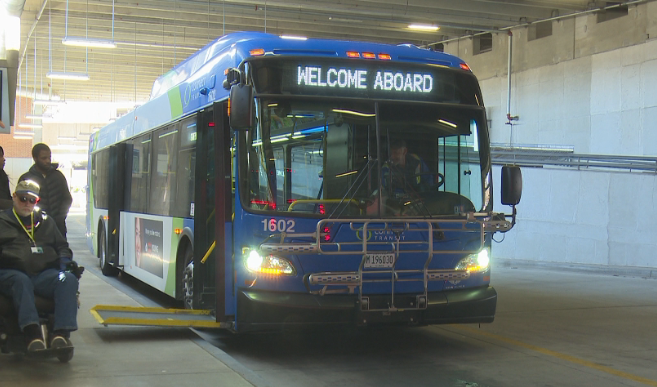 Bus Riders Concerned With Connect Transit Fare Increase