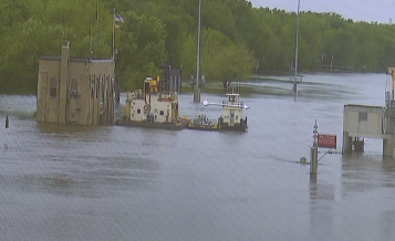 River now open, shipments delayed due to flooding - WEEK