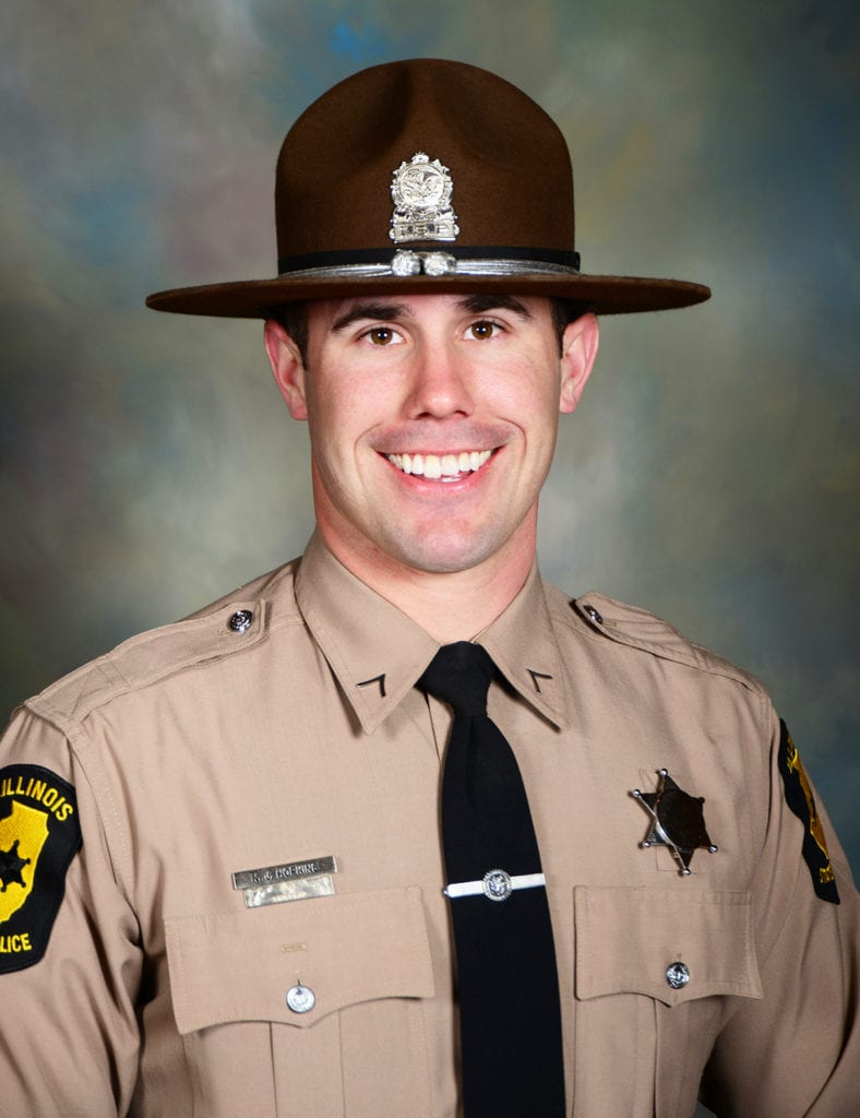 UPDATE: Illinois State Trooper killed in line-of-duty