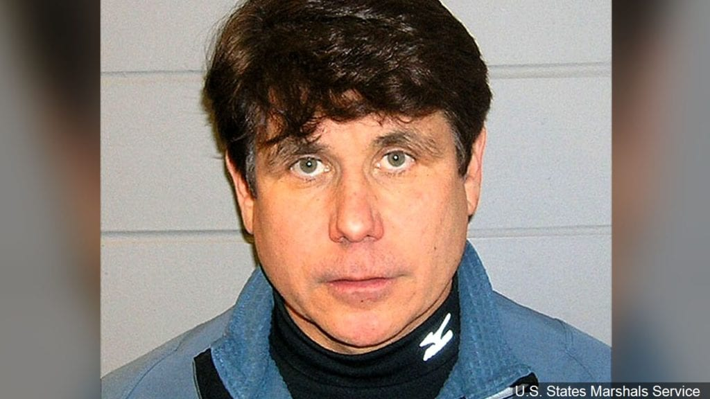 Trump continues to weigh possible Blagojevich commutation