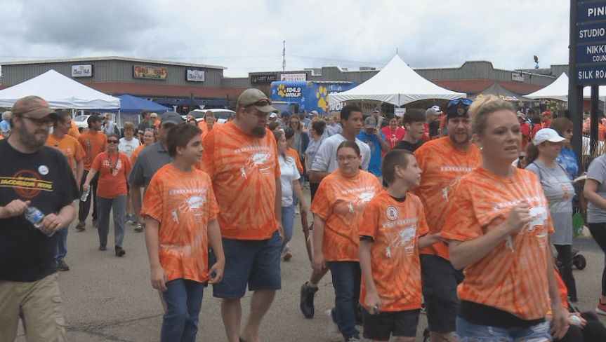 Local MS Walk raises money for research to end Multiple