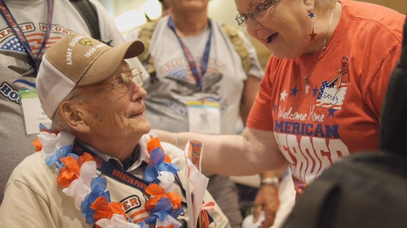 TONIGHT: Last Honor Flight of 2018, veterans look forward to big welcome home