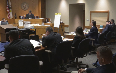 UPDATE: Kirk Zimmerman found not guilty in murder of ex-wife