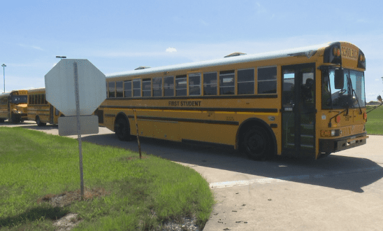 First Student says bus delays are normal when school begins