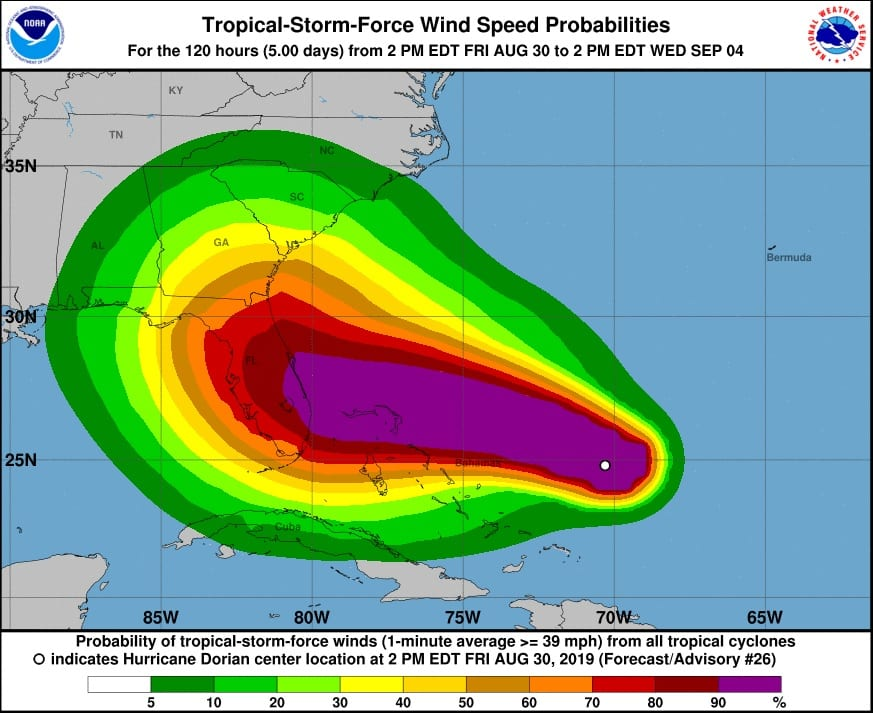 Was President Trump Correct About Hurricane Dorian and