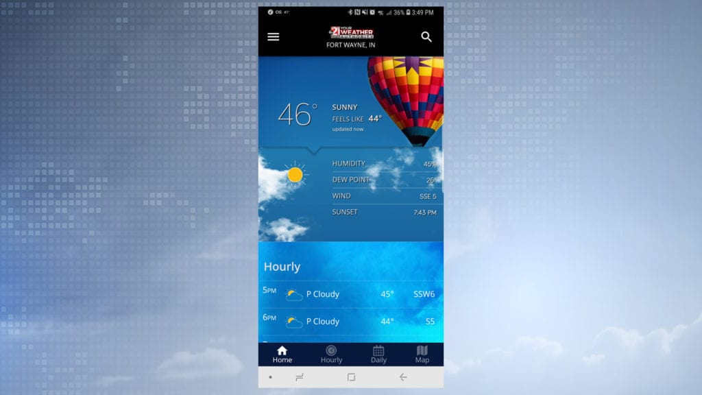 Download the ABC21 Weather App today - WPTA
