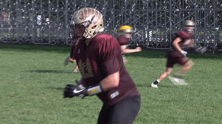 Scholar Athlete of the Week: Columbia City's Liam Hesting