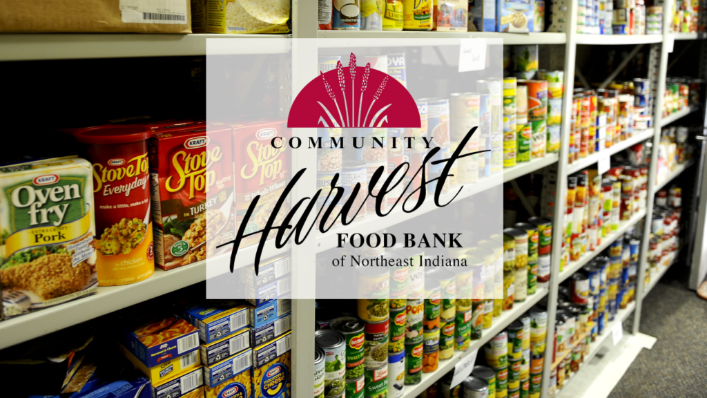 Community Harvest Food Bank looking for donations due to low