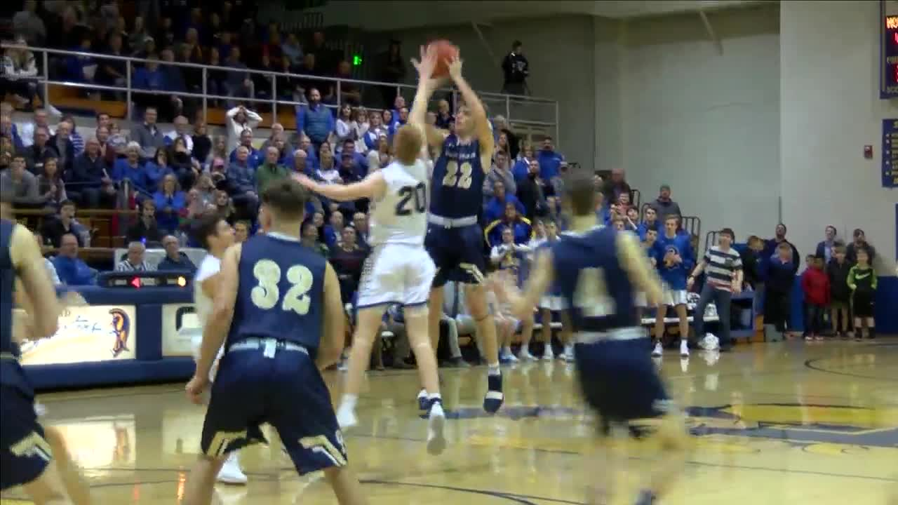 THE SCORE: Smithey's shot sends Bishop Dwenger to victory, Homestead girls cruise again