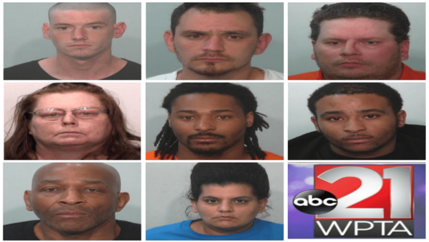 Allen County wanted persons for 12/11