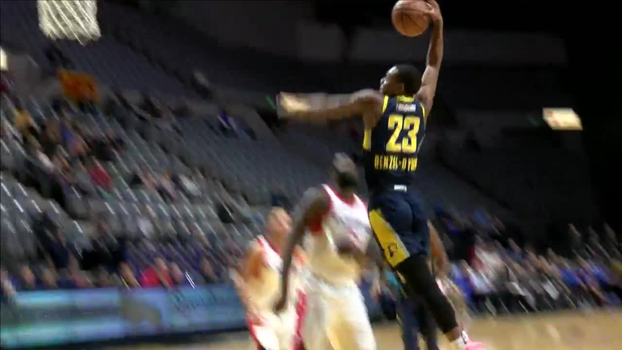 Mad Ants contain Clippers, pick up fifth win in six tries