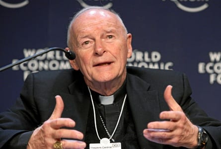 Notre Dame rescinds McCarrick's 2008 honorary degree