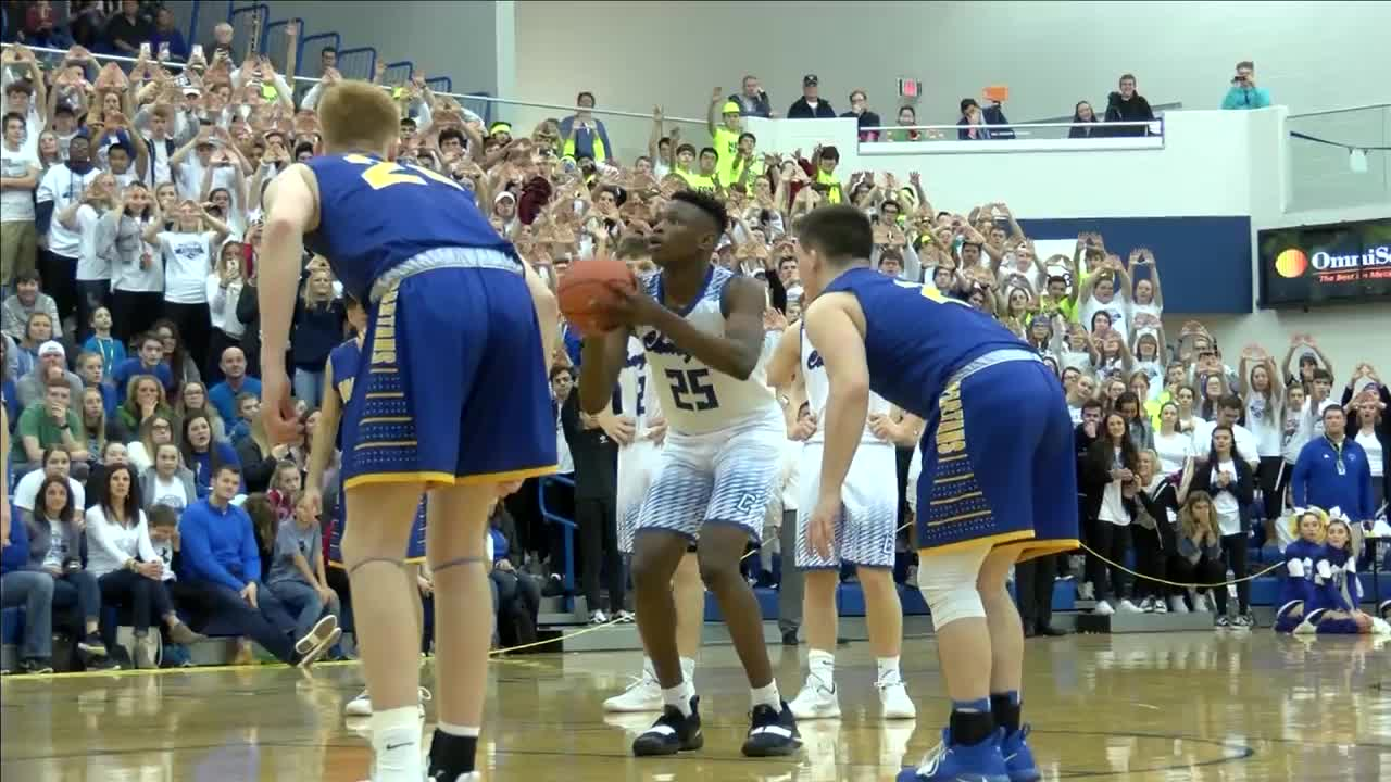 Pairings announced for boys basketball sectionals