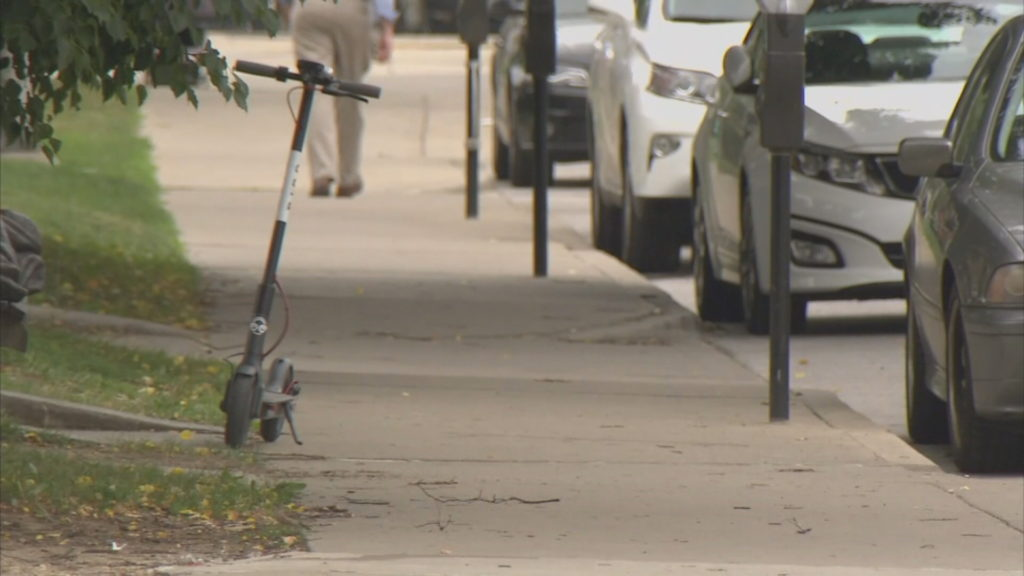 Electric scooters up for discussion at city council