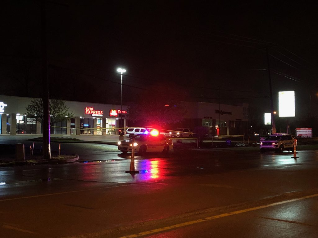 Shooting leaves one person in critical condition