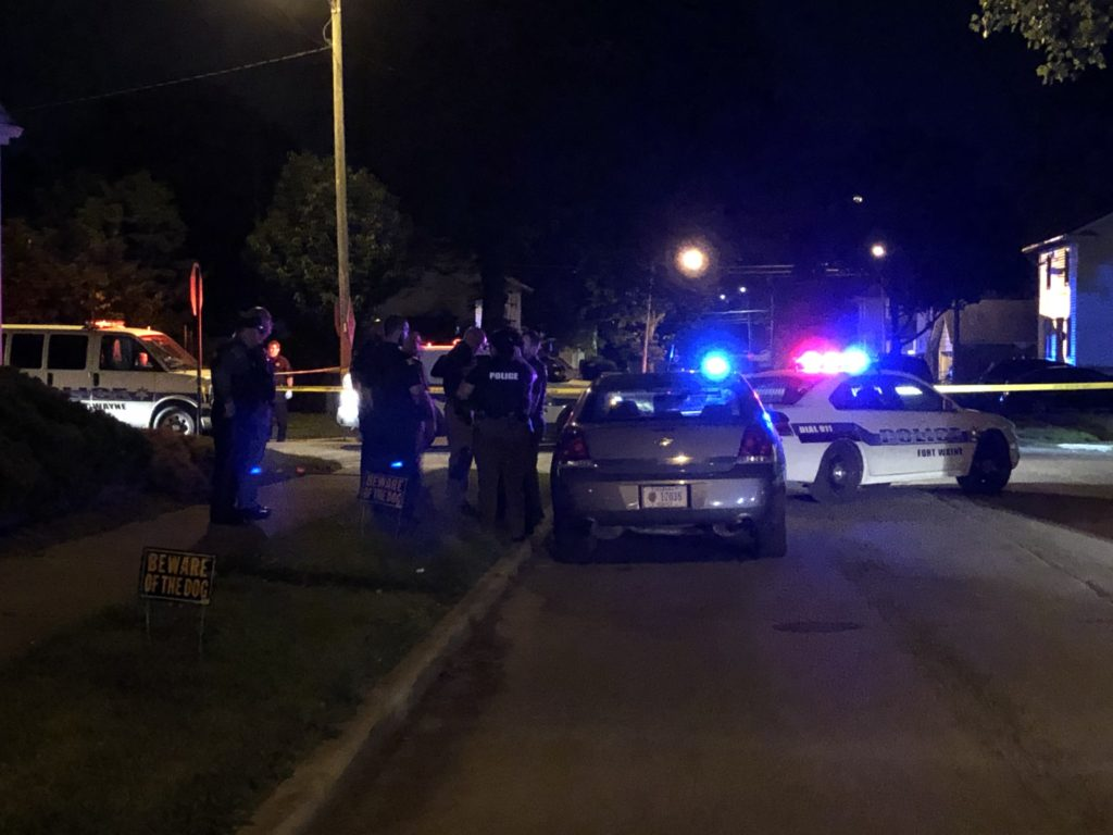 Coroner identifies victim of Sunday morning shooting